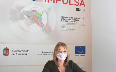 Empleo presenta la oferta formativa de diciembre del programa Almansa Impulsa 2020