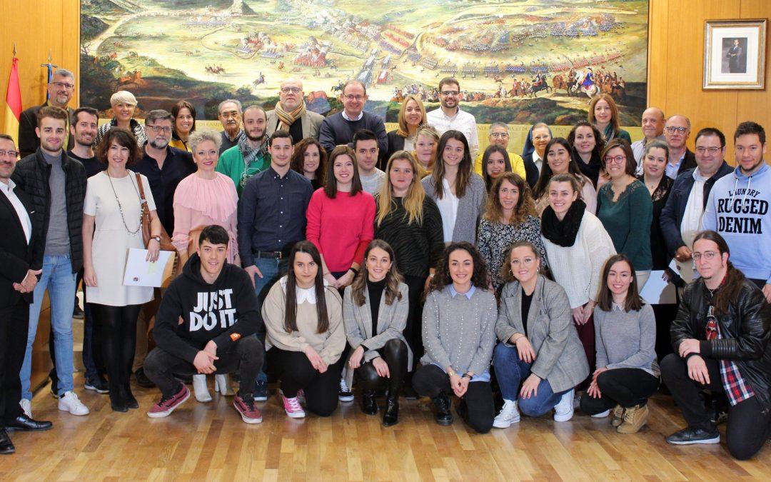 Comienza la tercera fase del programa local de formación práctica en empresas con 26 jóvenes