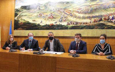 Firmada la cesión de las viviendas de los Peones Camineros de Almansa