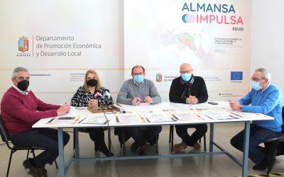 El Ayuntamiento presenta la programación de Formación y Asesoramiento Almansa Impulsa 2021