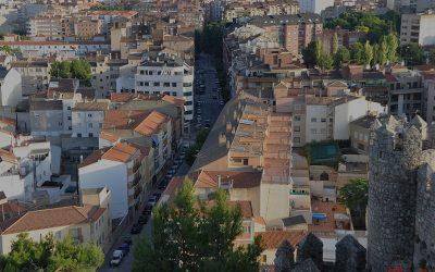 """Jornada """"Las ciudades medias ante los retos de la nueva agenda urbana"""" (24-01-2018)"""