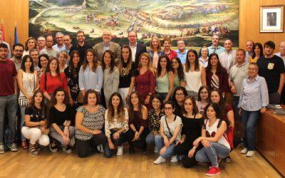 Arranca la segunda fase del programa local de formación práctica en empresas con 31 jóvenes