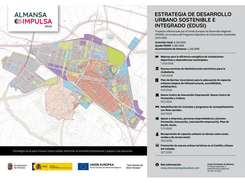 Presentación a la ciudadanía de la Estrategia Almansa Impulsa