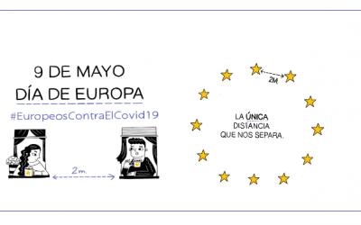 Celebración del Día de Europa 2020