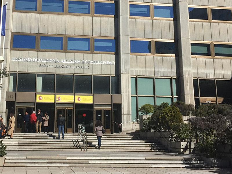 Jornada de trabajo EDUSI sobre el uso de la plataforma Galatea (Madrid)