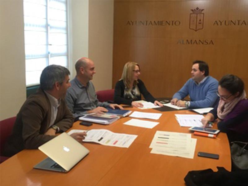 Almansa Impulsa supondrá un cambio en el modelo de ciudad