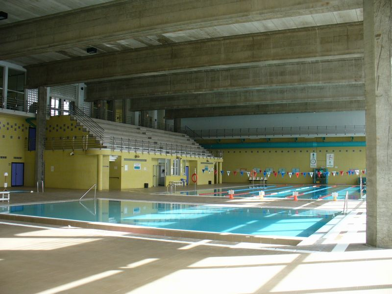 El lunes 7 de octubre comienzan las obras de mejora de eficiencia energética en la piscina climatizada
